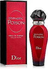 Profumi e cosmetici Dior Hypnotic Poison Roller-Pearl - Eau de parfum