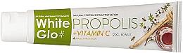 Profumi e cosmetici Dentifricio alla propoli - White Glo Propolis plus Vitamin C Toothpaste