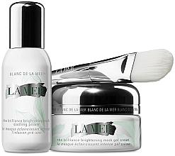 Profumi e cosmetici Set - La Mer The Brilliance Brightening Mask Duo (cr/50ml + primer/30ml)