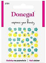 Profumi e cosmetici Adesivi per unghie, 3701 - Donegal