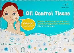 Profumi e cosmetici Salviette per il viso opacizzanti - Cettua Cleansing Mat Tissues