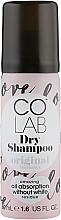 """Profumi e cosmetici Shampoo secco capelli """"Bergamotto e rosa"""" - Colab Original Dry Shampoo"""