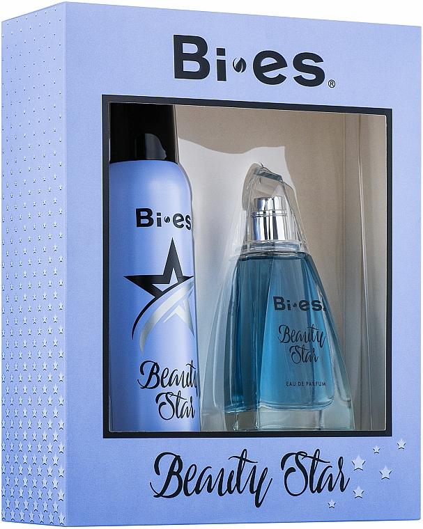 Bi-es Beauty Star - Set (edp/100ml + deo/150ml)