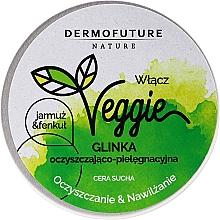 Profumi e cosmetici Pasta detergente per il viso - DermoFuture Veggie Kale & fennel Pasta