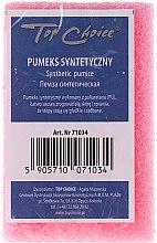 Profumi e cosmetici Pomice sintetico doppio, 71034 - Top Choice