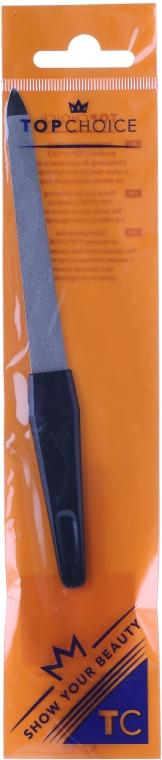 Lima per unghie, 120/120, 7682, nera - Top Choice — foto N1