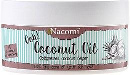 Profumi e cosmetici Olio di cocco, non raffinato - Nacomi Coconut Oil 100% Natural Unrefined
