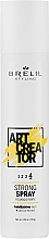Profumi e cosmetici Spray fissazione forte - Brelil Art Creator Strong Spray
