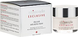 Profumi e cosmetici Crema cellulare anti-età - Skincode Exclusive Cellular Anti-Aging Cream