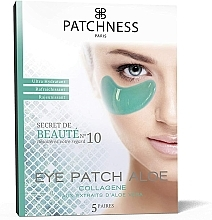 Profumi e cosmetici Patch occhi all'aloe - Patchness Eye Patch Aloe