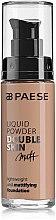 Profumi e cosmetici Fondotinta crema - Paese Liquid Powder Double Skin Matt