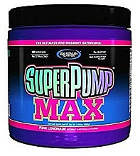 "Profumi e cosmetici Integratore multivitaminico ""Limonata rosa"" - Gaspari Nutrition SuperPump Pink Lemonade"