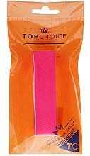 Buffer per unghie, 120/150, 74813, rosa - Top Choice Colours Nail Block — foto N2