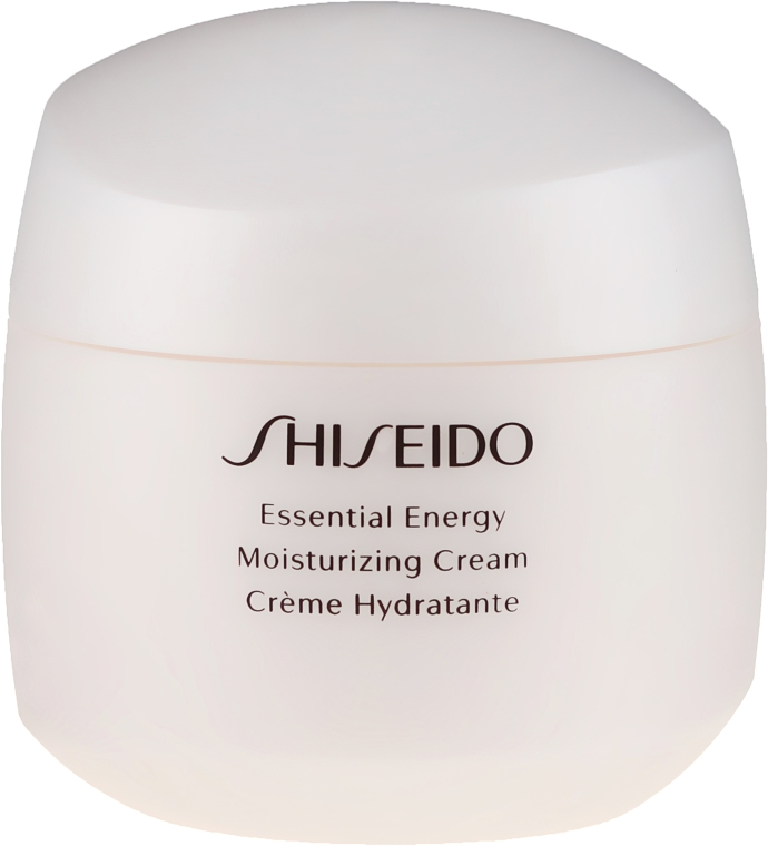 Crema viso idratante - Shiseido Essential Energy Moisturizing Cream — foto N2