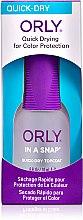Profumi e cosmetici Asciuga smalto - Orly In A Snap