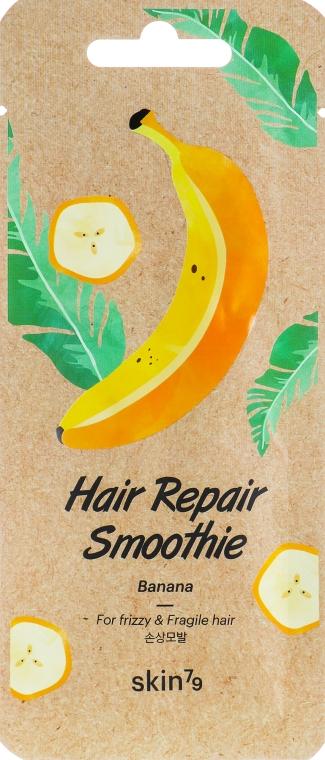 "Maschera per capelli ""Banana"" - Skin79 Hair Repair Smoothie Banana — foto N1"