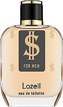 Profumi e cosmetici Lazell $ For Men - Eau de toilette