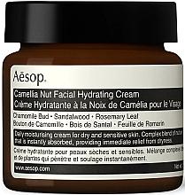 Profumi e cosmetici Crema viso idratante - Aesop Camellia Nut Facial Hydrating Cream