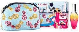 Profumi e cosmetici Escada Miami Blossom - Set (edt/30ml + bag)