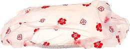 Profumi e cosmetici Cuffia doccia, fiori rossi 30369 - Top Choice
