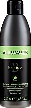 Profumi e cosmetici Balsamo per capelli grassi - Allwavs Balance Sebum Balancing Conditioner