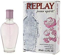 Profumi e cosmetici Replay Jeans Spirit! For Her - Eau de toilette