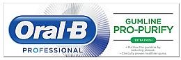 Profumi e cosmetici Dentifricio - Oral-B Professional Gumline Pro-Purify Extra Fresh Toothpaste