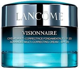 Profumi e cosmetici Crema correttore viso antietà SPF 20 - Lancome Visionnaire Advanced Multi-Correcting Cream SPF 20
