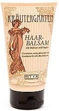 Profumi e cosmetici Balsamo per capelli, con melissa - Styx Naturcosmetic Haar Balsam mit Melisse