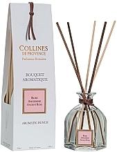 """Profumi e cosmetici Diffusore di aromi """"Rosa antica"""" - Collines de Provence Bouquet Aromatique Ancient Rose"""