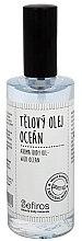 """Profumi e cosmetici Olio per il corpo """"Ocean"""" - Sefiros Ocean Body Oil"""