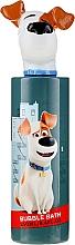 Profumi e cosmetici Schiuma per bagnetto - Corsair The Secret Life Of Pets Max Bubble Bath