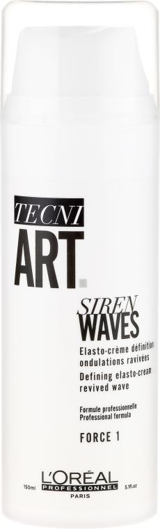 Crema per capelli ricci - L'Oreal Professionnel Tecni.Art Siren Waves Cream