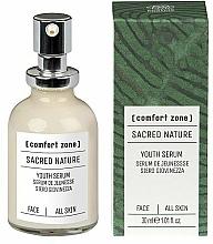 Profumi e cosmetici Siero viso - Comfort Zone Sacred Nature Youth Serum