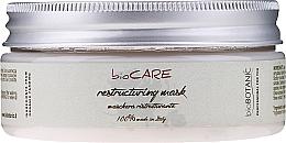 Profumi e cosmetici Maschera per capelli rivitalizzante con olio di rosa selvatica - BioBotanic BioCare Restructuring Mask