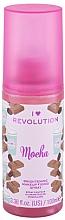 Profumi e cosmetici Spray fissante trucco - I Heart Revolution Fixing Spray Mocha