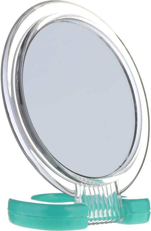 Specchietto cosmetico, 5053, verde - Top Choice