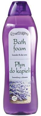 "Bagnoschiuma ""Lavanda e aloe"" - Bluxcosmetics Naturaphy Lavender & Aloe Vera Bath Foam"