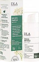 Profumi e cosmetici Crema rigenerante da notte con salice e achillea - DLA