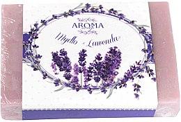 """Profumi e cosmetici Sapone """"Lavanda"""" - Delicate Organic Aroma Soap"""