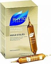Profumi e cosmetici Olio di Alès per idratazione intensiva dei capelli - Phyto Huile D'Ales