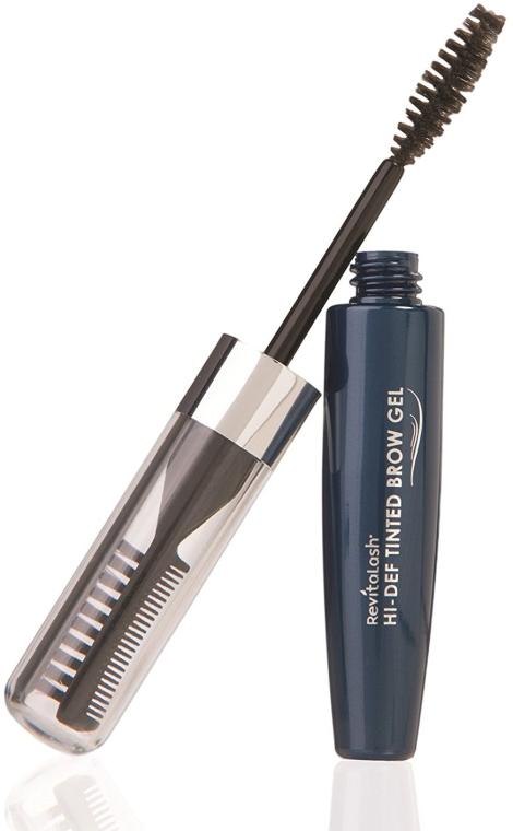 Gel modellante per sopracciglia - Revitalash Hi-Def Tinted Brow Gel — foto N2