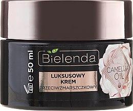Crema idratante antirughe 40+ - Bielenda Camellia Oil Luxurious Anti-Wrinkle Cream 40+ — foto N2