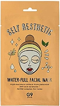Profumi e cosmetici Maschera in tessuto - G9 Self Aesthetic Waterful Facial Mask
