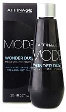 Profumi e cosmetici Polvere capelli volumizzante - Affinage Mode Wonder Dust Volume Powder