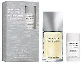 Profumi e cosmetici Issey Miyake L'Eau d'Issey Pour Homme Fraiche - Set (edt/100ml + deo/75g)