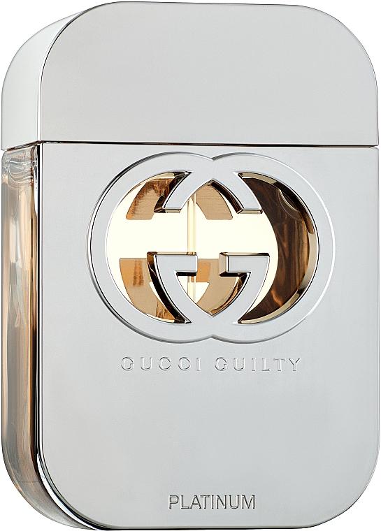 Gucci Guilty Platinum Edition - Eau de toilette