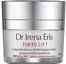 Profumi e cosmetici Crema levigante - Dr Irena Eris Tokyo Lift Anti-Wrinkle Radical Protection Oxygen Cream