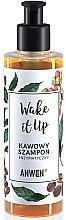 Profumi e cosmetici Shampoo agli enzimi al gusto di caffè - Anwen Wake It Up Shampoo
