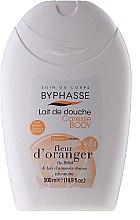 Profumi e cosmetici Crema per la doccia - Byphasse Caresse Shower Cream Orange Blossom